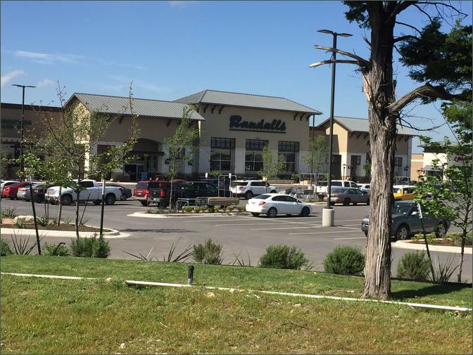 Crystal Falls Town Center